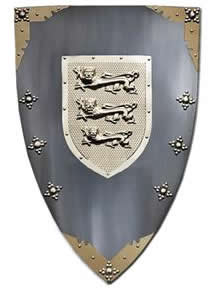 Early Plantagenet Coat of Arms