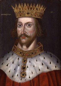 426px King Henry II from NPG 213x300 The Plantagenet Portrait Gallery