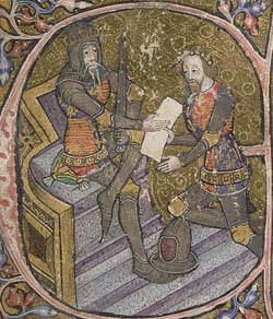 Edward III and Edward, the Black Prince