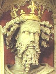 King Edward I The Plantagenet Portrait Gallery