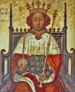 Richard II BR 247x300 The Plantagenet Portrait Gallery