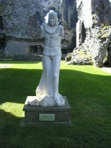 Richard III Statue - Middleham