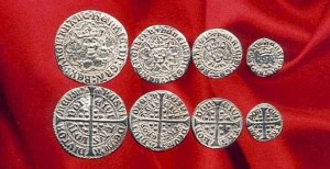 henry vi coins 300x154 The Plantagenet Portrait Gallery