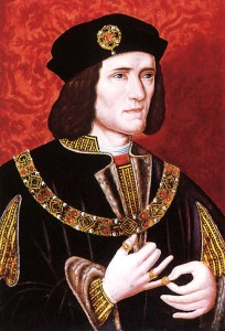 richard iii of england 204x300 The Plantagenet Portrait Gallery