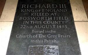 Richard III Memorial